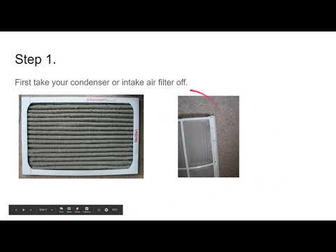 How to clean your HVAC filters