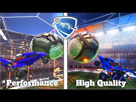 Which is worse for Rocket League, worst or best settings?