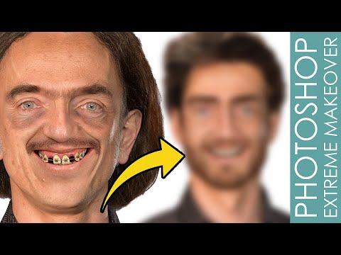 Photoshop Extreme Makeover - #47