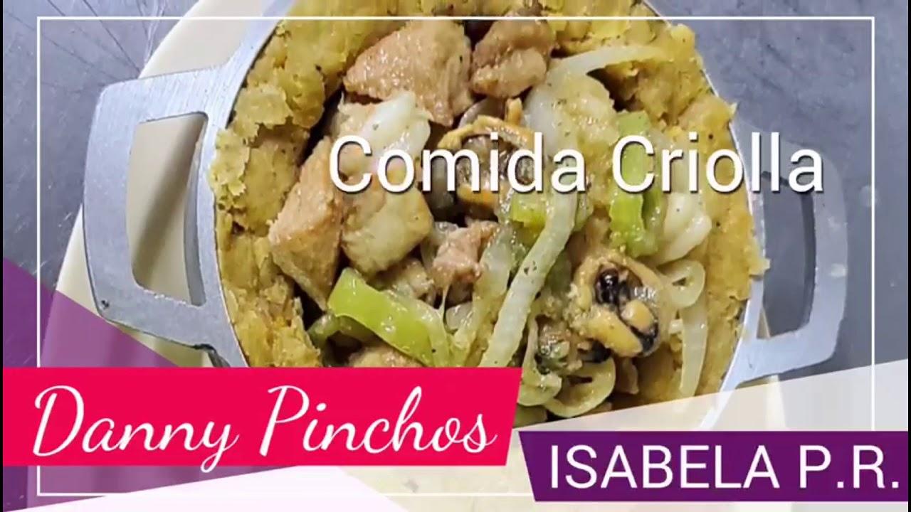 DANNY PINCHOS - EL PARAISO - ISABELA PUERTO RICO