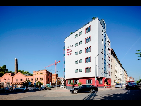 Star Apart Hotel Frankfurt- Kabel1 Abenteuer Leben am Sonntag - 50Tage 50 Männer