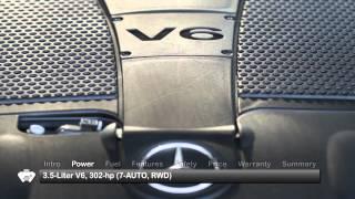 2012 Mercedes-Benz SLK-Class Test Drive