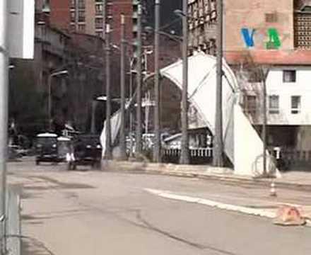 Trazira me dhunë në Mitrovicë