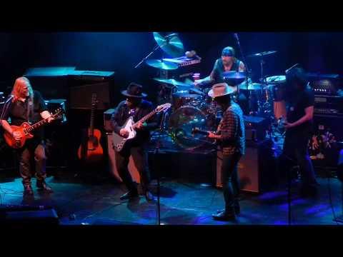 Melissa - Mountain Jam - Gov't Mule - w/ Duane Betts, Jimmy Vivino - Wiltern LA - Sep 26 2017