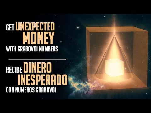 Get Unexpected MONEY - Recibe DINERO Inesperado - Grabovoi 520