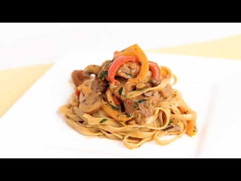Cajun Chicken Pasta Recipe - Laura Vitale - Laura in the Kitchen Episode 806