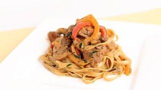 Cajun Chicken Pasta Recipe - Laura Vitale - Laura In The Kitchen Episode 806