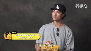 Sina interview Jin Akanishi 赤西仁
