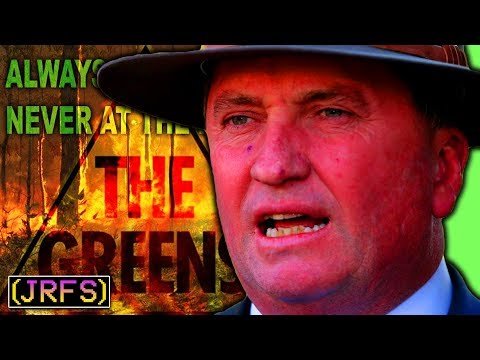 Australia's Burning: The Blame Game
