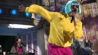 M.I.A. at Scream Awards 2010