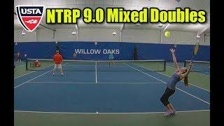 NTRP 5.0 (UTR-10) Andrew + 4.0 Judy vs 5.0 Sophia + 4.0 Gus - 9.0 Mixed Doubles League