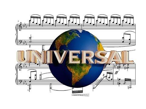 Universal Studios Theme - Epic Piano Solo (Sheet Music)