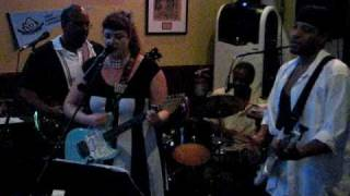 The Banana Boat Song and Paint It Black Cover By Becky Sinn and the Band She's In