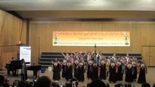 UPCC Bagong Umaga   6th International Krakow Choir Festival 2015