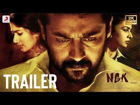 NGK Telugu - Official Trailer | Suriya, Sai Pallavi, Rakul Preet