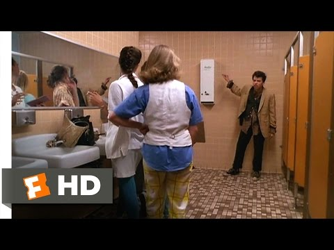 Pretty in Pink (1/7) Movie CLIP - Bathroom Inspection (1986) HD