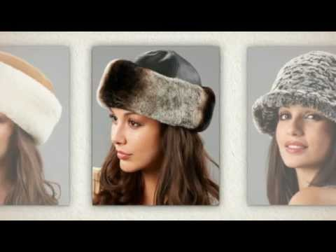 Women s Casual Winter Hats from Fur Hat World - YouTube d9848f144f27