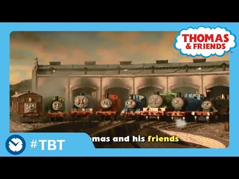 Roll Call | TBT | Thomas & Friends