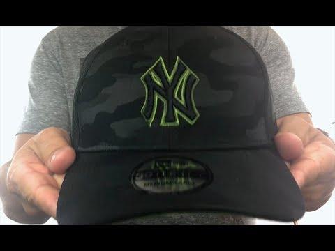 62e01dfc4976d Yankees 2018 MEMORIAL DAY  STARS N STRIPES FLEX  Hat by New Era ...