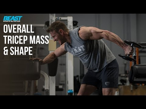 Develop Thicker Triceps With This Routine
