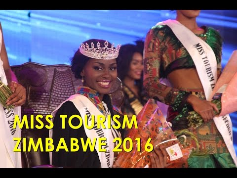 Miss Tourism Zimbabwe 2016 Highlights