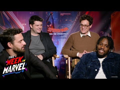 Spider-Man: Into The Spider-Verse Favorite Scenes? | This Week in Marvel