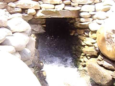 Typical water mill of India, (uttarakhand)