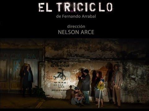 Spot De La Obra Teatral El Triciclo Paraguay 2019 Youtube