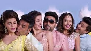 Making of Malamaal Song Housefull 3 Movie 2016