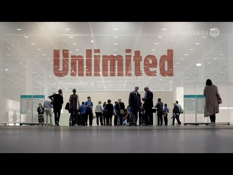 Art Basel in Basel 2015 Unlimited