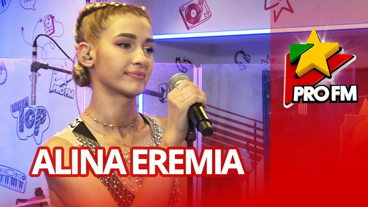 Alina Eremia - Aş da | ProFM LIVE Session