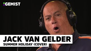 Jack van Gelder - Summer Holiday (cover) | Live Bij 538