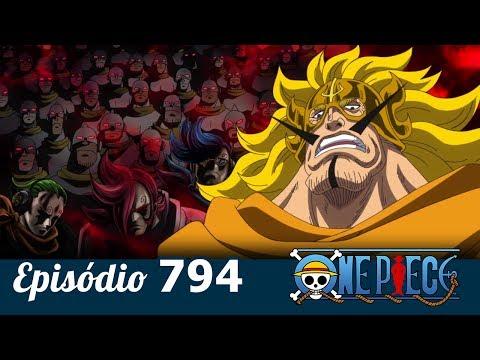 O TERROR DA GERMA 66! - One Piece #794