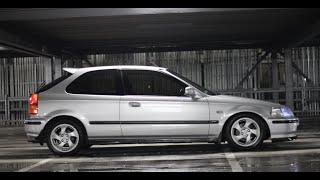 HONDA CIVIC EK4 VTEC B16A 9000RPM SCREAMER!!!