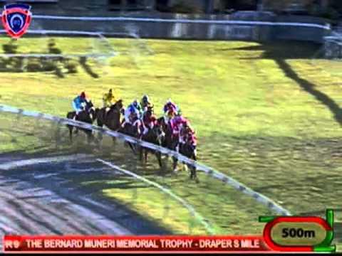 Roman Express -R9 The Bernard Muneri Memorial Trophy - Draper S Mile(1500m)