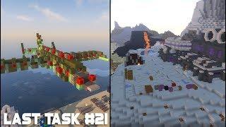 Last Task #21 - Квест-Пранк для Евгехи(ПИЛА) и ЧЕРНЫЙ Вулкан на базе!