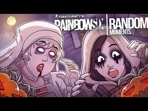 Rainbow Six Siege - Random Moments: #40 (HALLOWEEN!)