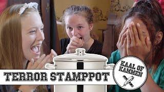 Terror Stamppot | Oud Nederland | KAAL OF KAMMEN