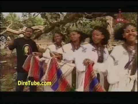 Mesfin Bekele - Felekech Gonder (Ethiopian Music)