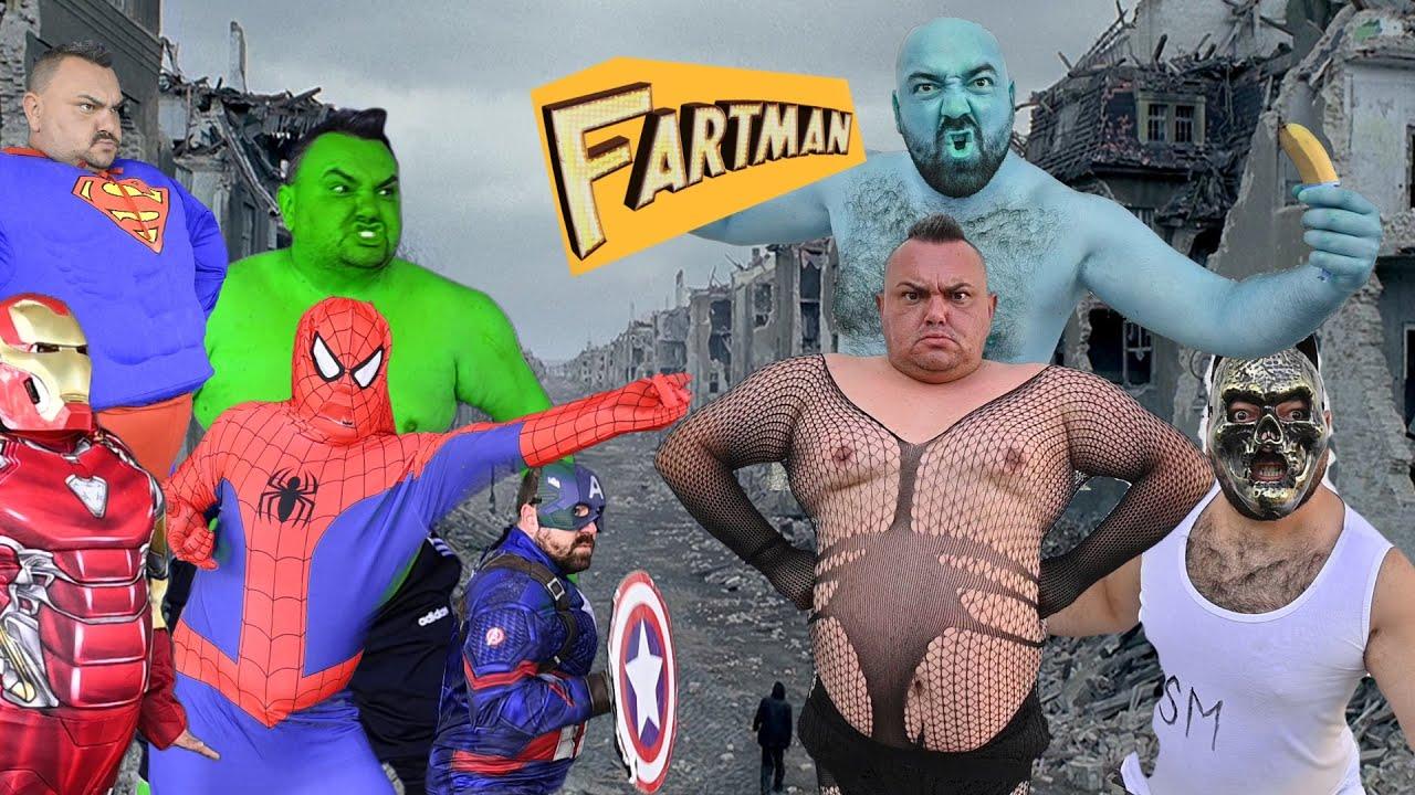 Superheroes VS New Superheroes