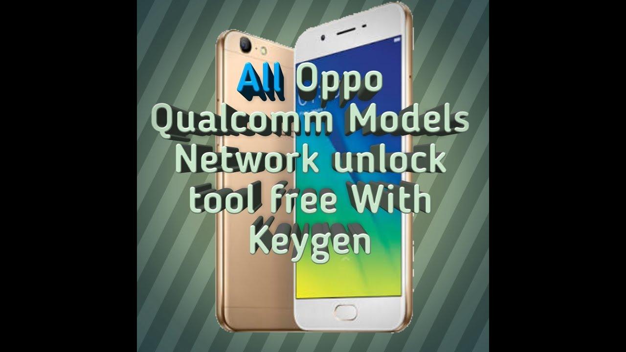 Oppo Network Unlock Tool By Hunter Unlocker Team With KeyGen Free Download