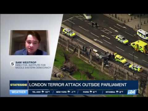 i24NEWS London attacks  Sam Westrop and Bernard Kerik