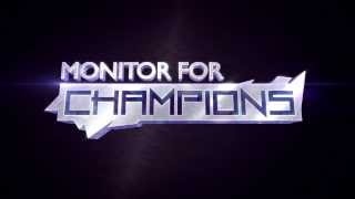 BenQ Gaming Monitors - The Official Monitor of TCM-Gaming!