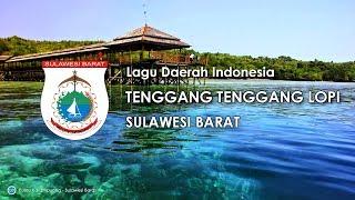 Tenggang Tenggang Lopi - Lagu Daerah Sulawesi Barat (Karaoke dengan Lirik)