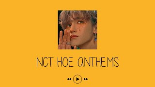 ♡ PLAYLIST ♡ NCT HOE ANTHEMS UPDATED (all units)