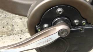 Kettler Traveller-E электровелосипед мотор Bosch Center Motor 250 Watt БУ велосипед из Германии(+380954563887 или +380931077107 www.velokovel.com velokovel@ukr.net велосипед в отличном состоянии, замок-блокиратор с двумя ключами,..., 2014-04-18T06:34:33.000Z)