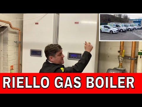 RIELLO BOILERS - EXPLANING A PLANT ROOM Commercial Plumbing