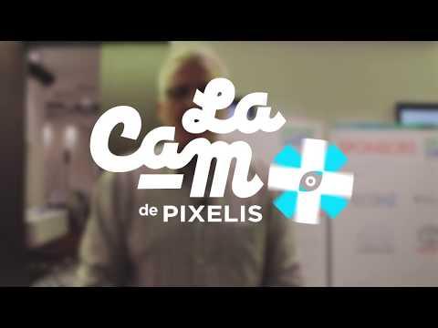 La Cam' de Pixelis avec Alan Knight, Directeur RSE d'ArcelorMittal