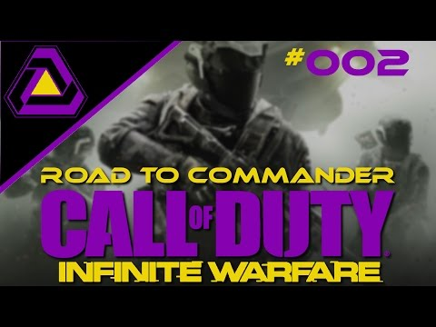 Infinite Warfare Multiplayer RTC #002 - Erstmal einspielen - Call of Duty Deutsch