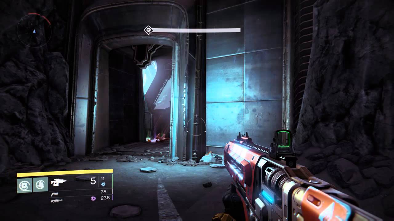 Destiny - exotic bounties and exotic weapons